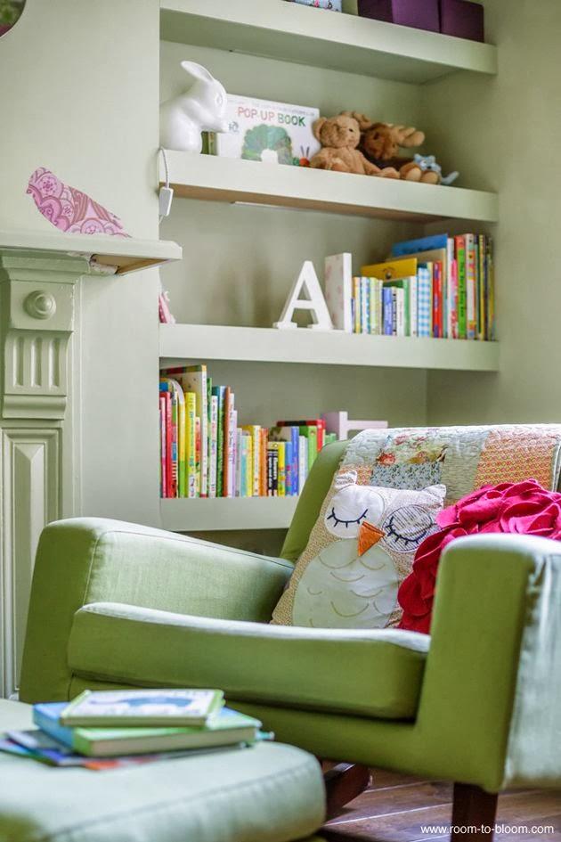 Rincón de lectura para niños12