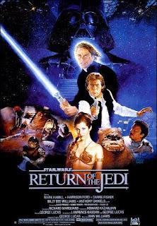 poster Star Wars VI