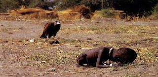 Kevin Carter , Pulitzer  , akbaba ,vulture