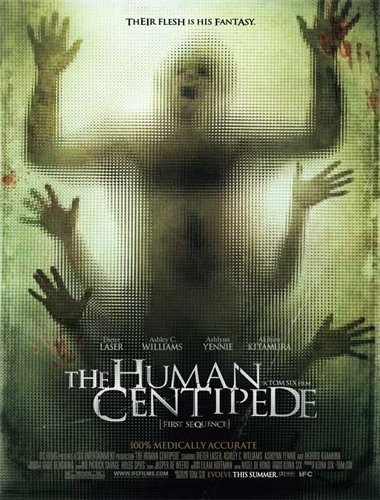 The Human Centipede (2009) Online Latino