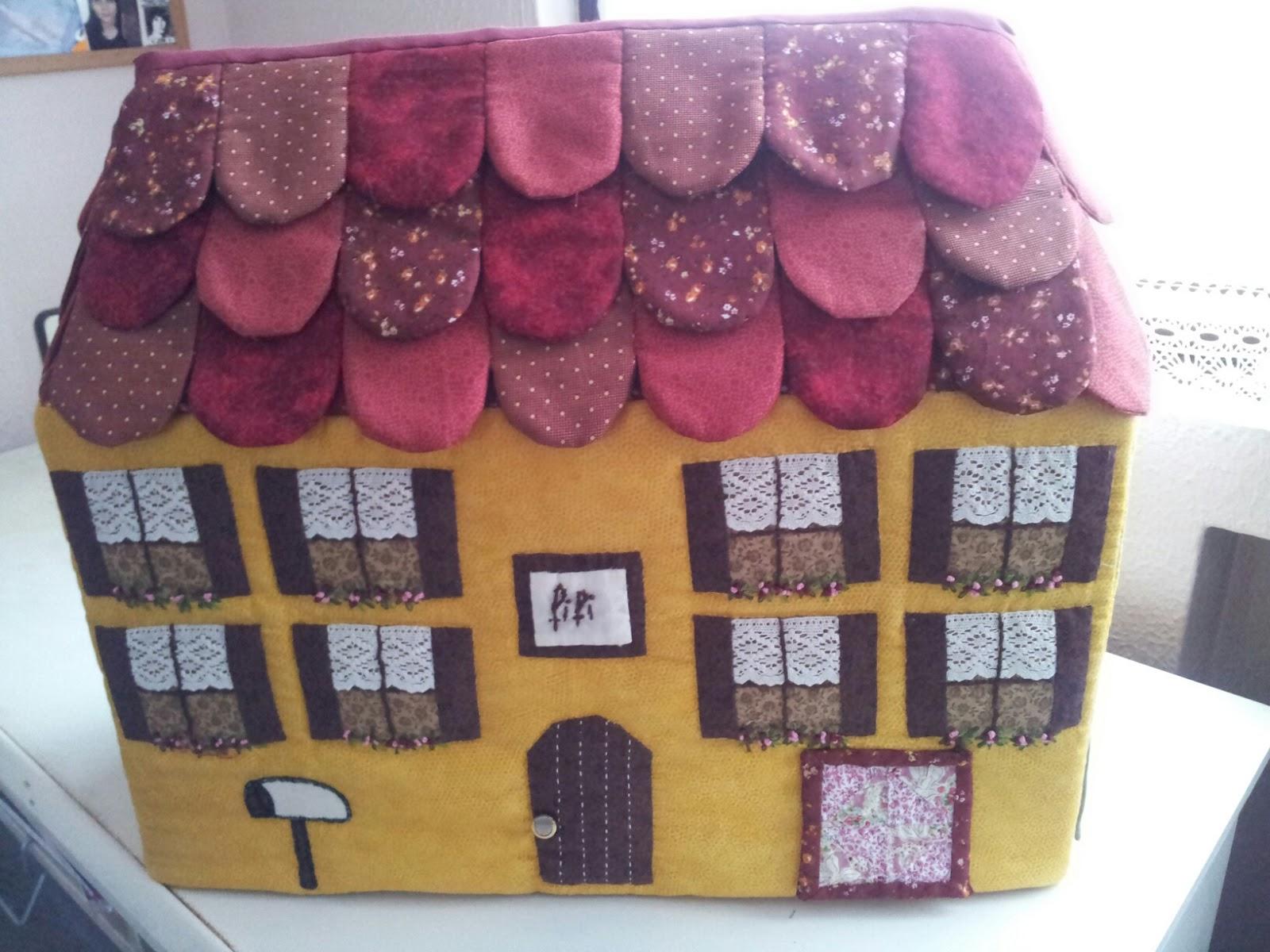 Luchi patchwork casita de fifi del el colegio de sama - La casita del patchwork ...