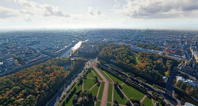 Санкт-Петербург путешествие