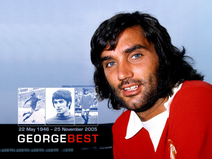 GEORGE BEST Posted By Manchester United Walpaper Android At 1237 AM