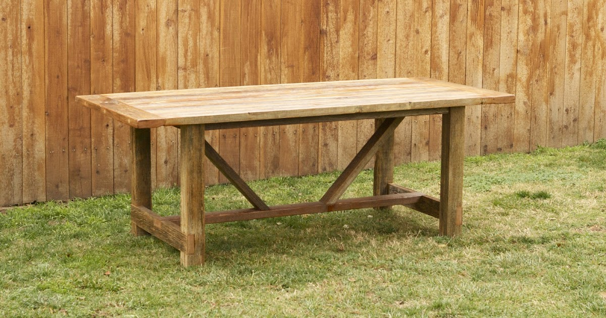 Arbor Exchange Reclaimed Wood Furniture Weathered  : IMG5181 from arborexchange.blogspot.com size 1200 x 630 jpeg 241kB