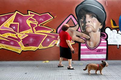 graffiti modern - surreal - manipulations