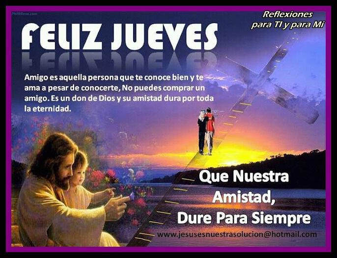 Buenos Dias Feliz Jueves Amiga 23604 Loadtve