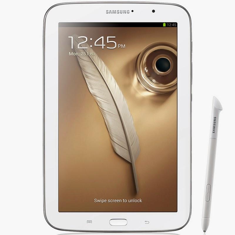 Spesifikasi Dan Harga Samsung Galaxy Note 8.0 N5100 Terbaru