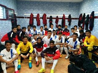 India U-16 0-1 Levante U-16