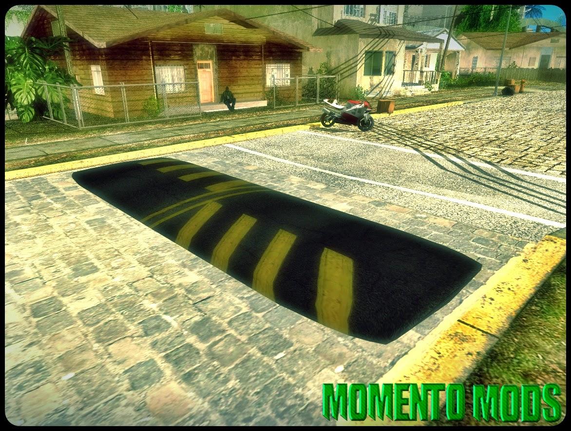 GTA SA - Novas Lombadas Para GTA SA