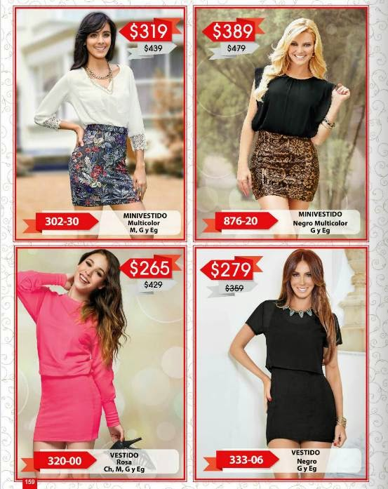 Vestidos de Cklass 2014-15