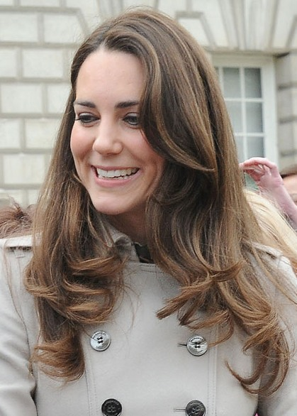 Beauty and The Blog: Kate Middleton's Beauty Regimen