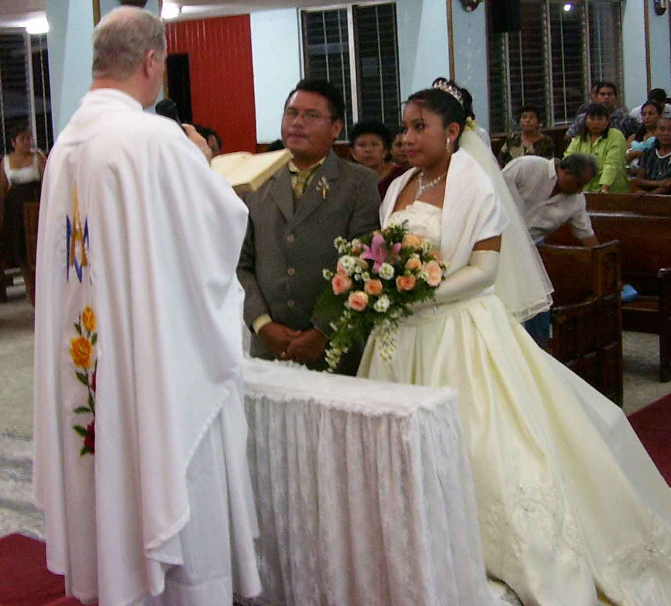 Matrimonio Catolico Feliz : Católico de javier olivares baionés jubilado baiona