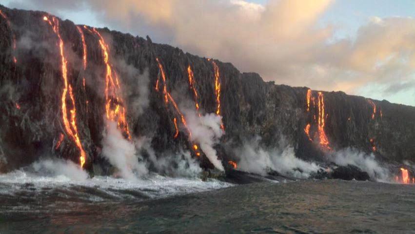 Homeowners Insurance Lava Zone  Big Island Hawaii