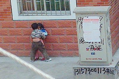 budak cina seks tempat awam