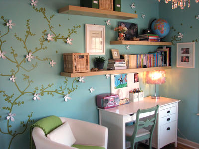 Its Very Modern And Up To Date In Design. I Love How The Designer Use The  Space In An Effort To Make Space For Two Teens To Study At The Same Time. Part 26