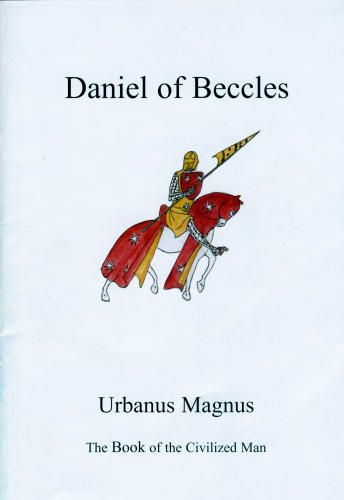 Poetic Connections: Daniel of Beccles, a medieval author