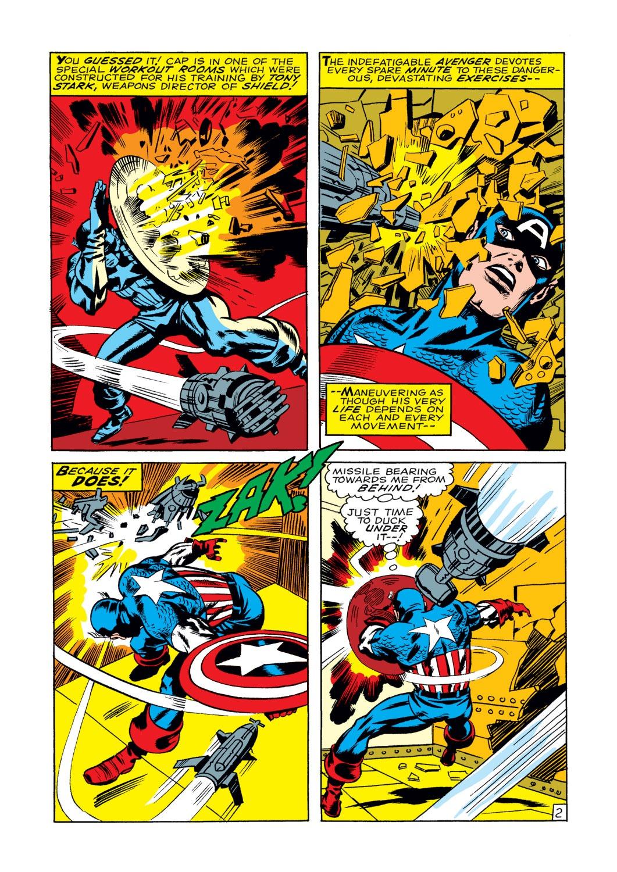 Captain America (1968) Issue #108 #22 - English 3