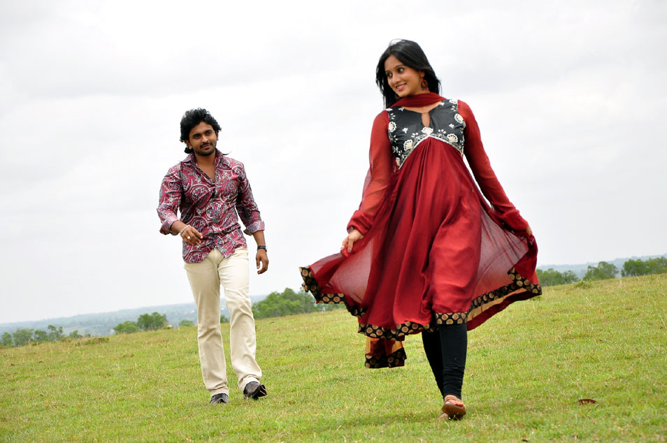 - Sandalwood Movie 'Beet' Stills