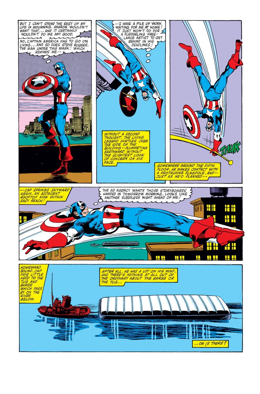 Captain America (1968) Issue #251 #166 - English 5