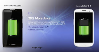 Review Seputar Motorola vs Samsung