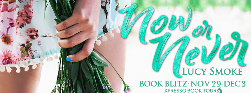 Now or Never Book Blitz