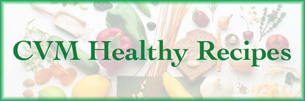 CVM Healthy Recipe Share Site