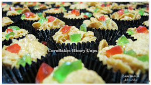 Cornflakes Honey Cups