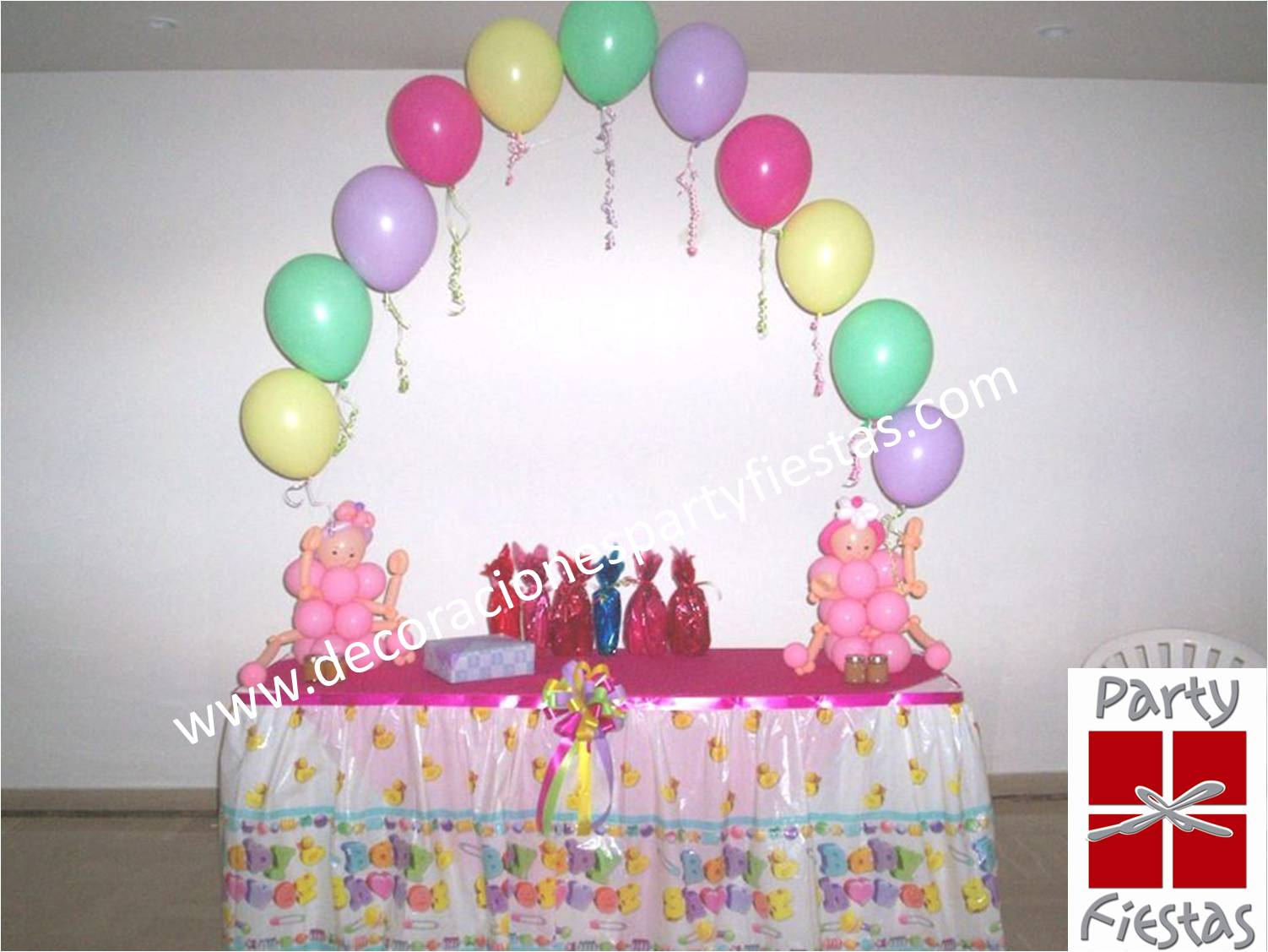 Baby shower colombia imagui - Decoracion fiesta baby shower ...