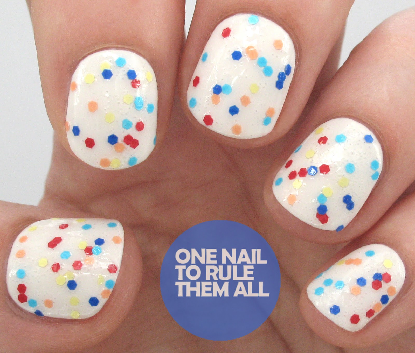 One Nail To Rule Them All: Review Week, Day 4: Models Own Microdots ...