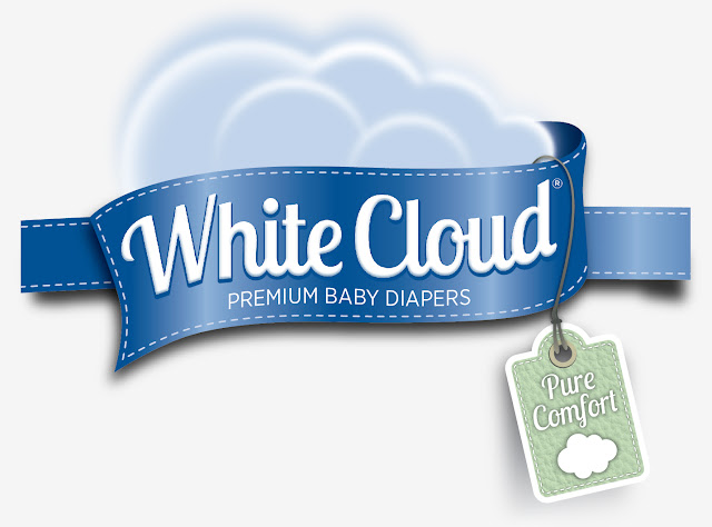 white cloud diapers