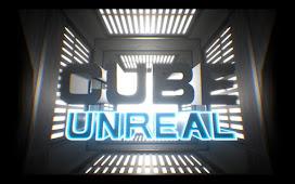 """Новая игра! Проект - """"CUBE"""" Unreal."""