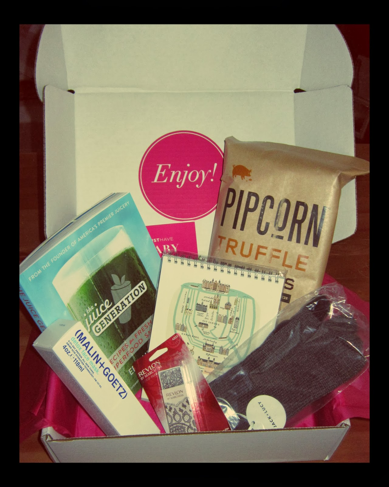 January PopSugar Must Have Box