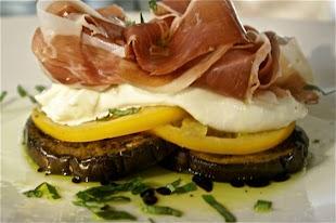 Proscuitto & Fresh Mozzarella