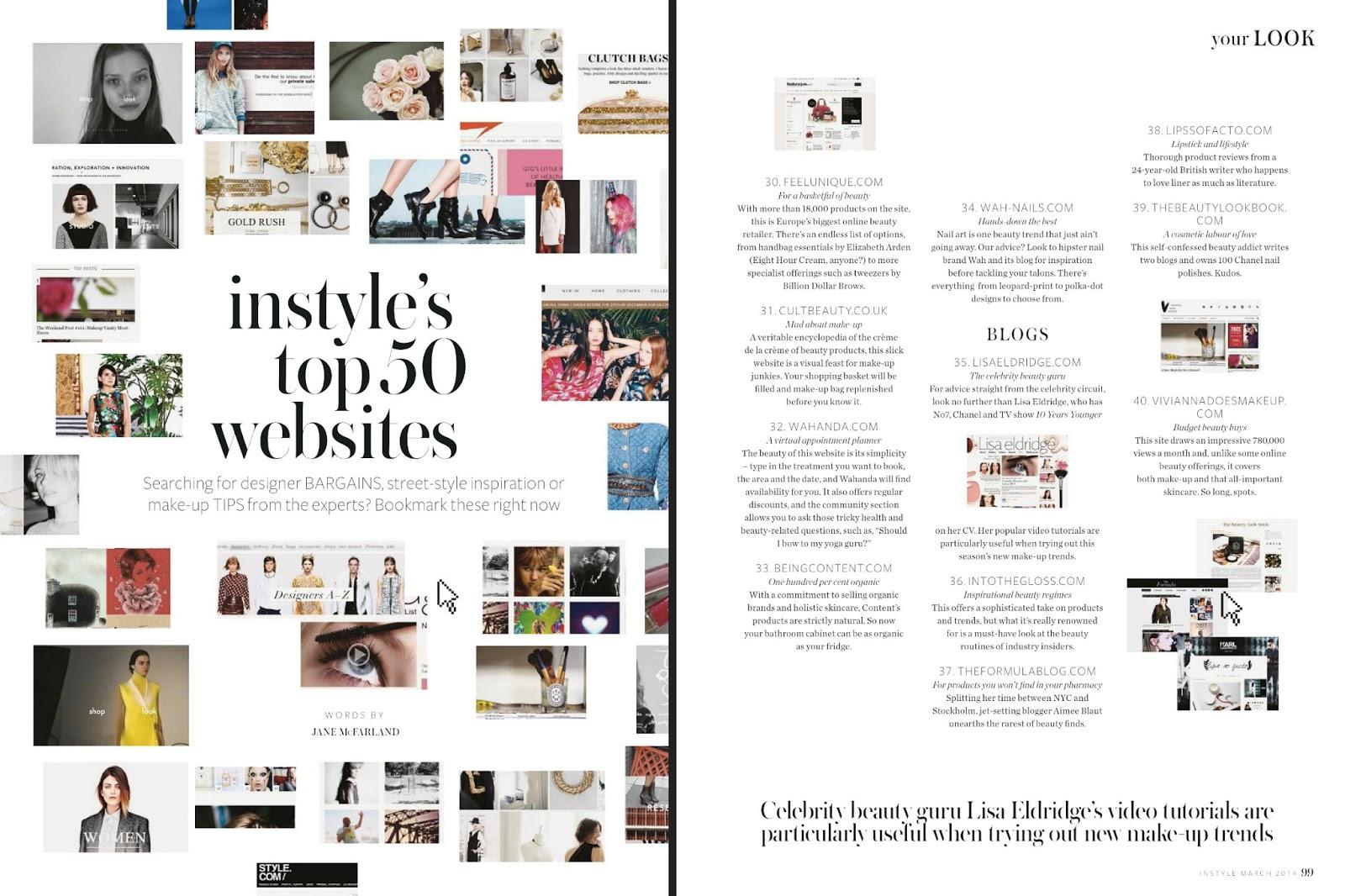 time top 50 websites
