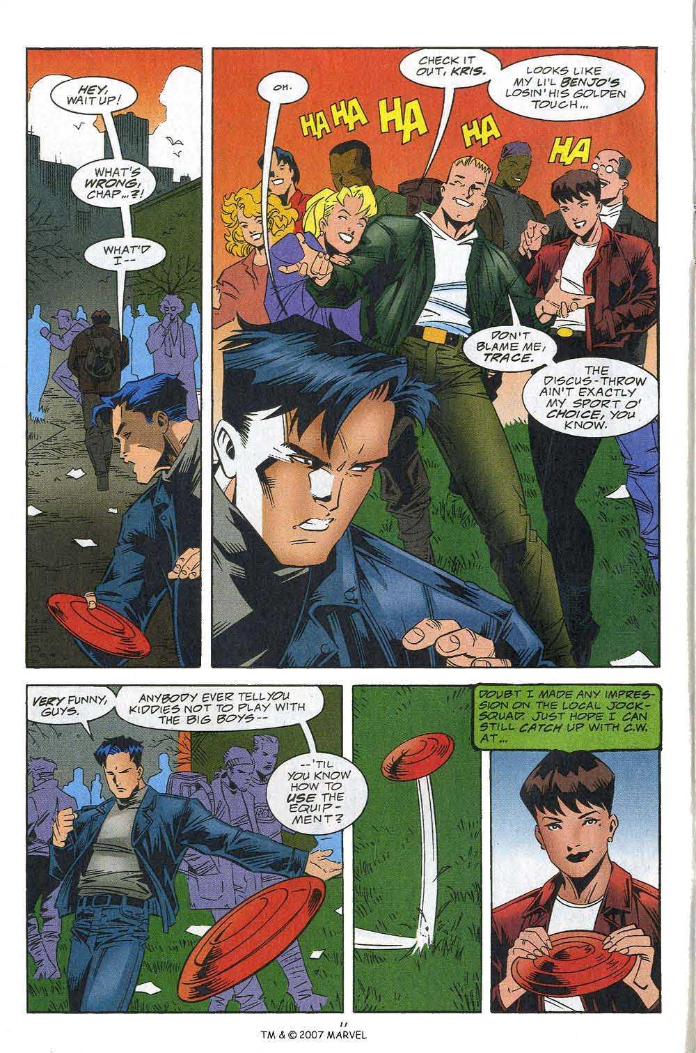 Captain America (1968) Issue #449c #405 - English 6