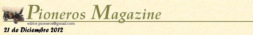 Pioneros Magazine Online