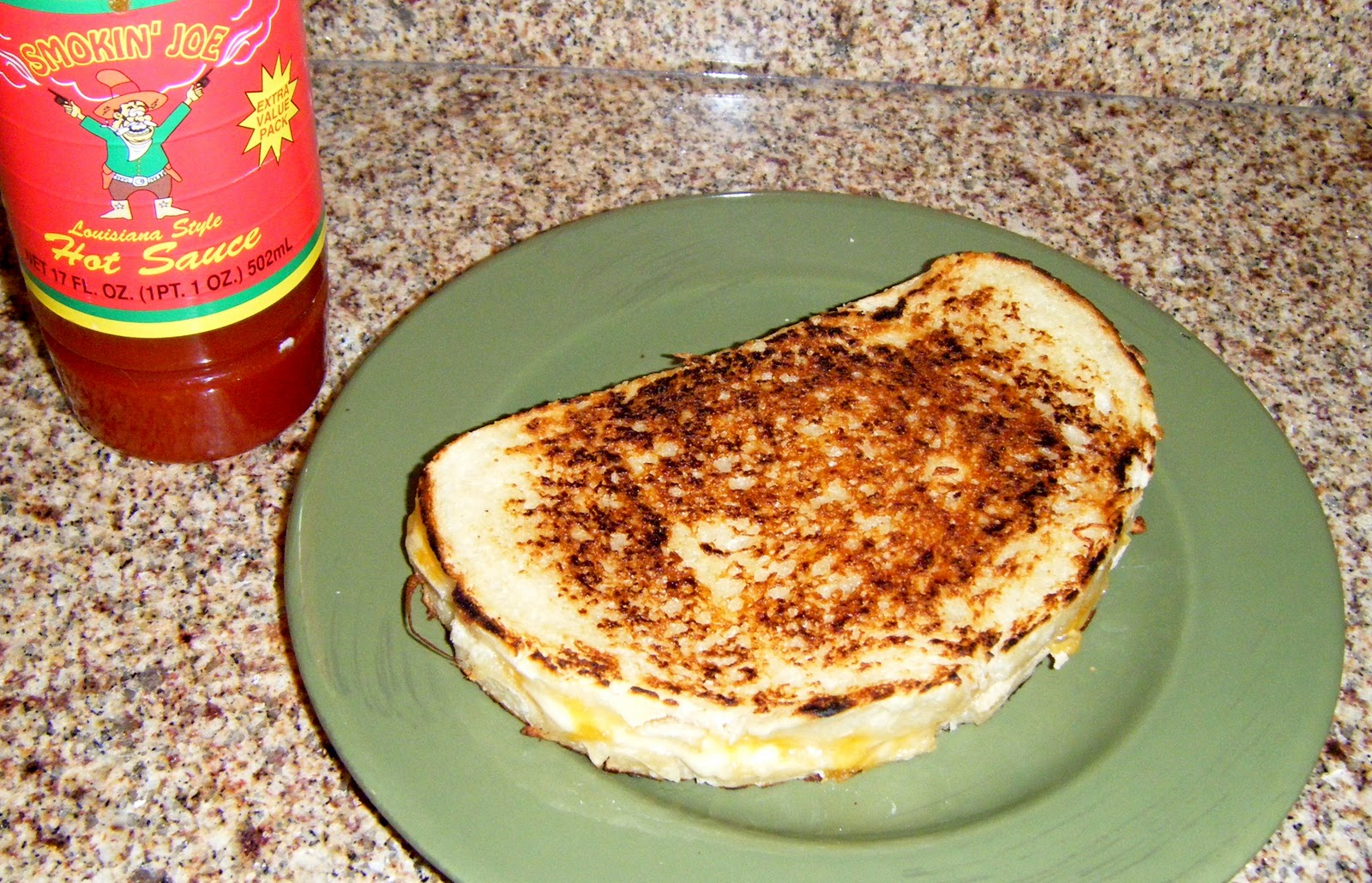 Grilled Cheese Experience: The Hot Mexican: Grilled Cheese Sandwich ...