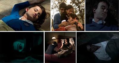Muertes de Carol, Fermín, Roque, Amelia, Elsa y Lucía en El Internado