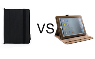 Do you want to use your iPad while commuting? Here is a review of iPad cases that helps you for computing on-the-go.