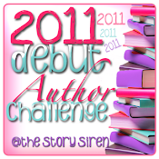 2011 Debut Author Challenge
