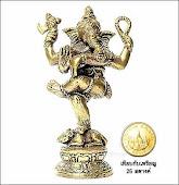 """พระพิฆเนศปาง""""พระนฤตยะ คณปติ"""" (Nritya Gannapati)ปางนาฏศิลป์ ลีลาการร่ายรำ และศิลปะการแสดง"""