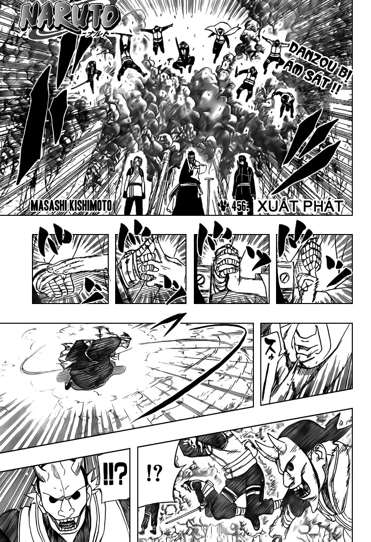 Naruto chap 456 Trang 3 - Mangak.info