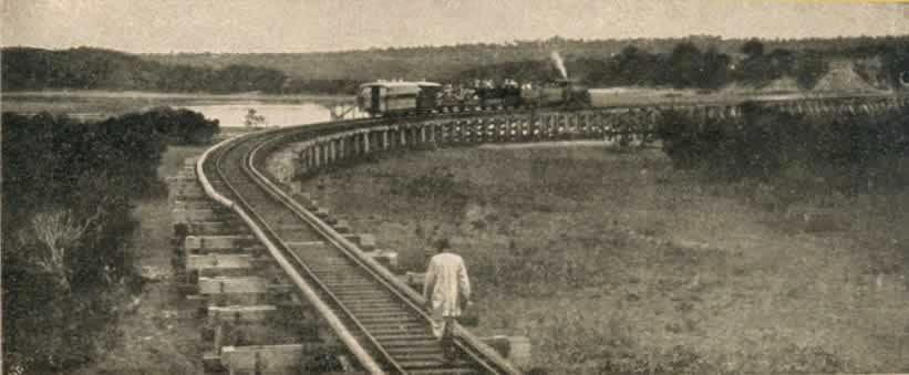 Museo Nacional de Ferrocarril en Kenia
