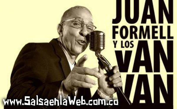 ► Falleció Juan Formell