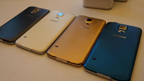 Variasi warna Samsung Galaxy S5