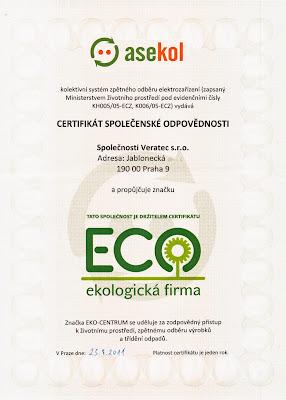 Veratec ECO ekologická firma