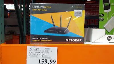 Speed up your home network connection with the Netgear Nighthawk AC1750 Wireless Dual Band Gigabit Router