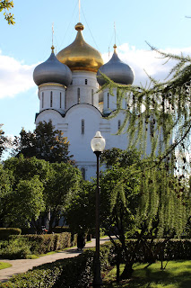 Novodevichy Cathedral Moscow