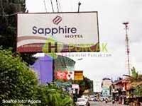 Hotel Sapphire Puncak