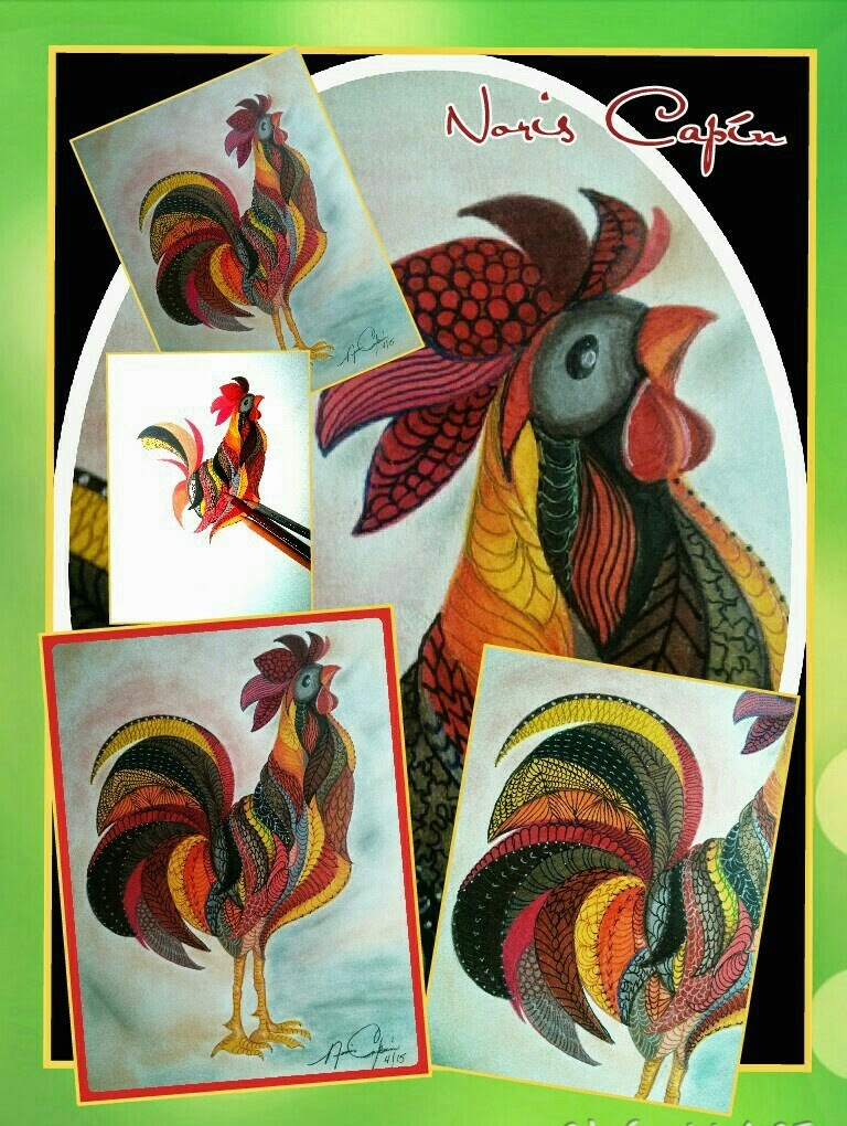 """El Gallo"" ® - Collage"
